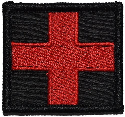 red-medic-cross-2x2-military-morale-funny-patch-black-by-tactical-gear-junkie