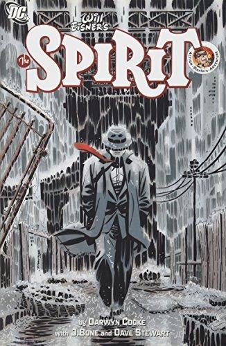 Spirit Vol. 2 SC (Spirit (DC Comics)) by Darwyn Cooke (2009-09-29)
