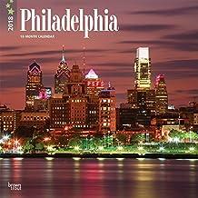 Philadelphia 2018 - 18-Monatskalender mit freier TravelDays-App: Original BrownTrout-Kalender [Mehrsprachig] [Kalender] (Wall-Kalender)