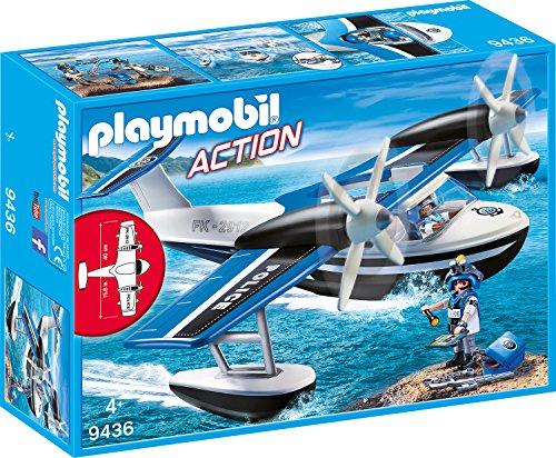 Wasserflugzeug Größe