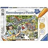 """Ravensburger 00554 - tiptoi Puzzeln, Entdecken, Erleben: """"Im Einsatz"""""""