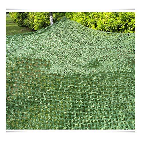 Tarnnetz Schutznetz Tarnnetz Oxford Tuch Tarnnetz Geeignet für Camping versteckte Jagd Zelt Tarnung Sonnenschirm Sonnenschutz Vogelbeobachtung Party Spiel Halloween Weihnachtsdekoration Geeignet für s (Für Spiele Halloween-party Eine)