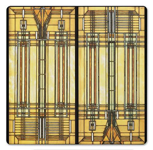 Frank Lloyd Wright Bradley House Lay Lights - Bradley Bar