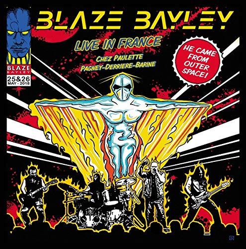 Blaze Bayley - Live In France Blaze Audio