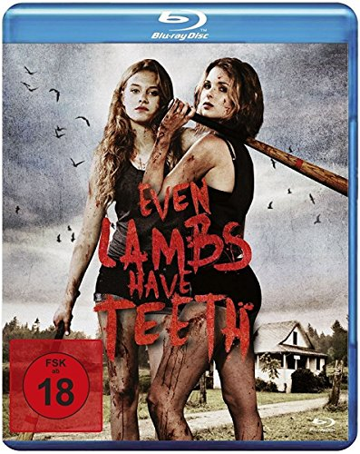 Even Lambs Have Teeth [Blu-ray]