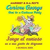 Curious George Goes to a Costume Party/Jorge El Curioso Va a Una Fiesta de Disfraces (Curious George 8x8)