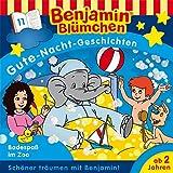 Benjamin Blümchen Gute-Nacht-Geschichten - Folge 11: Badespaß im Zoo