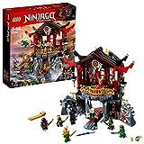 LEGO Ninjago 70643 - Tempel der Auferstehung, Bauspielzeug - LEGO