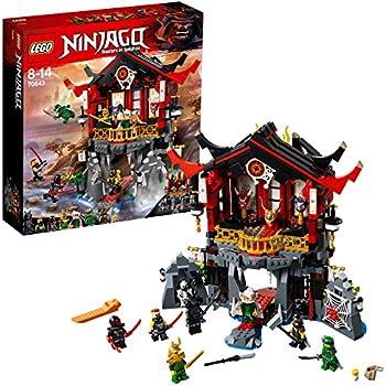 LEGO UK 70643 NINJAGO Temple of Resurrection Construction Toy