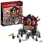 LEGO- Ninjago Includes Master, Jay, Zane, Cole, Kai, Iron Baron, Arkade, Heavy Metal And Chew Toy Minifigures La Fossa…  LEGO