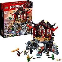 LEGO Ninjago - Templo de la resurrección, única (70643)