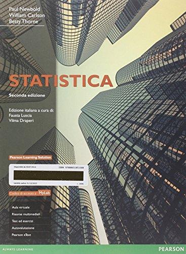 statistica-ediz-mylab-con-e-book-con-aggiornamento-online