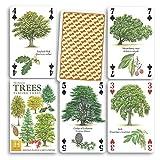 Heritage Playing Cards - Tree Varieties