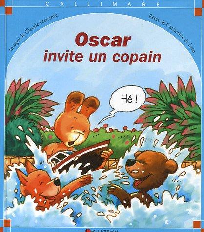 Oscar invite un copain