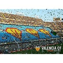 Grupo Erik Editores Valencia CF Estadio De Mestalla Gradas DBE3686 - Postal