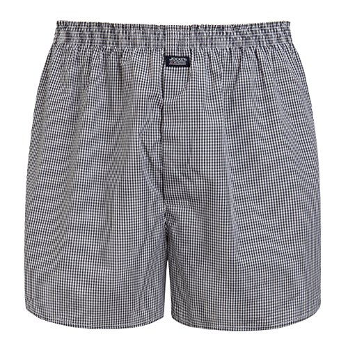 Jockey® Herren, Boxer Short, 312001H Sam Marineblau