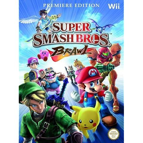 Guia Super Smash Bros Brawl [Nintendo Wii] [Importado de Francia]
