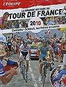La Grande Histoire du Tour du France n° 39 - 2010 - Contador - Schleck , Les Frères Ennemis par L'Équipe