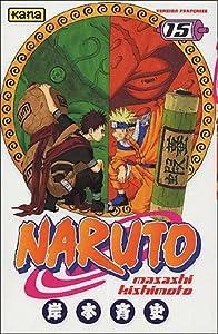 Naruto Edition simple Tome 15