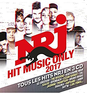 "Afficher ""NRJ hit music only 2017"""