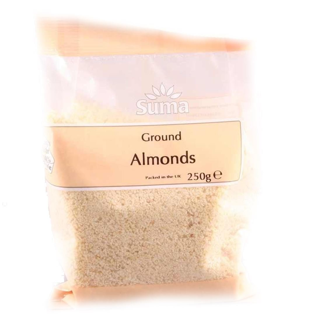 Suma Prepacks | Almonds - ground | 4 x 250g