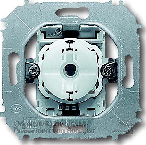 Busch-Jaeger Druckfolgeschalter, Wechselschalter, 2001/6U (Licht-schalter Montieren)
