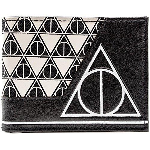 Hallows Mehrfarbig Portemonnaie Geldbörse (Hogwarts Kostüme Muster)
