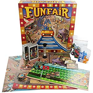 EggertSpiele - Funfair Edition Allemande