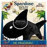 Spiegelburg 11699 Hai-Spardose Capt'n Sharky