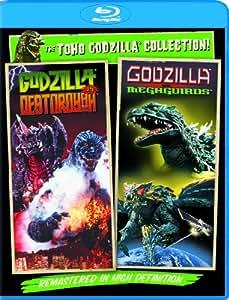 Godzilla Vs Destoroyah / Godzilla Vs Megaguirus [Blu-ray] [US Import]