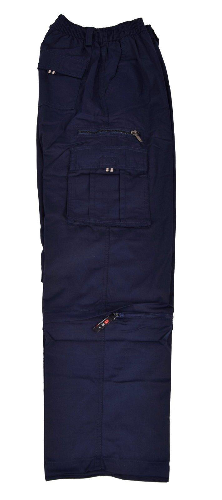 Iwea Herren Cargohose Outdoor Freizeithose Arbeitshose Cargo Hose Lang  Trekkinghose Casual Pants IW061 (M, 51f706b645