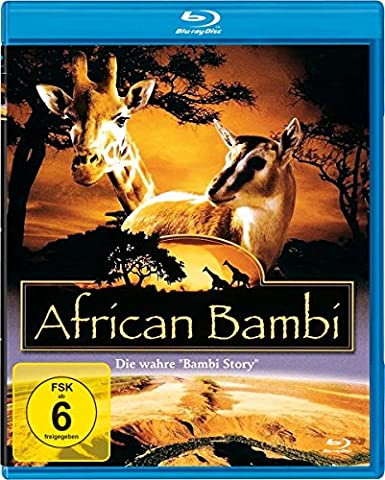 """AFRICAN BAMBI - Die wahre """"Bambi Story"""" [Blu-ray]"""