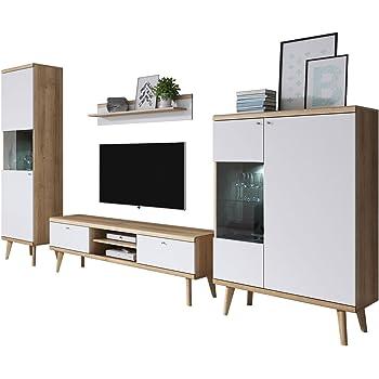 Mirjan24 Wohnzimmer Primo II, Elegantes Wohnzimmer-Set im ...