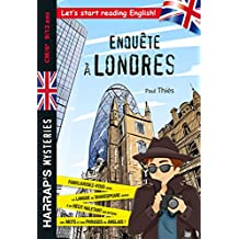 Enquete a Londres Cm/6e - Cahier de vacances