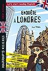 Enquete a Londres Cm/6e - Cahier de vacances par Thiès