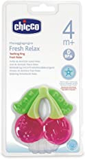 Chicco Teething Ring (Cherry)
