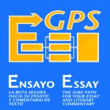 E-GPS ESSAY/ENSAYO: for writing essays either in English or Spanish
