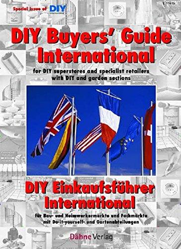 DIY Einkaufsführer International [Jahresabo]