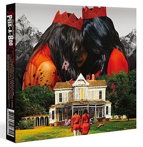 RED VELVET - Perfect Velvet (Vol.2) CD+Booklet+Folded Poster (Verschiedene Namen Für Halloween)
