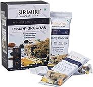 Sirimiri Nutrition Bar - Almonds & Raisins - Pack Of 6 (Each 40 Gm) No Preservative, No Added Sugar, Gluten Free, Soy Free
