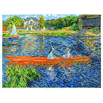 National Gallery Van Gogh Sunflowers BL1063//71 DMC Cross Stitch Kit