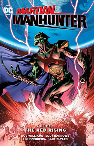 Martian Manhunter Vol. 2 Cover Image