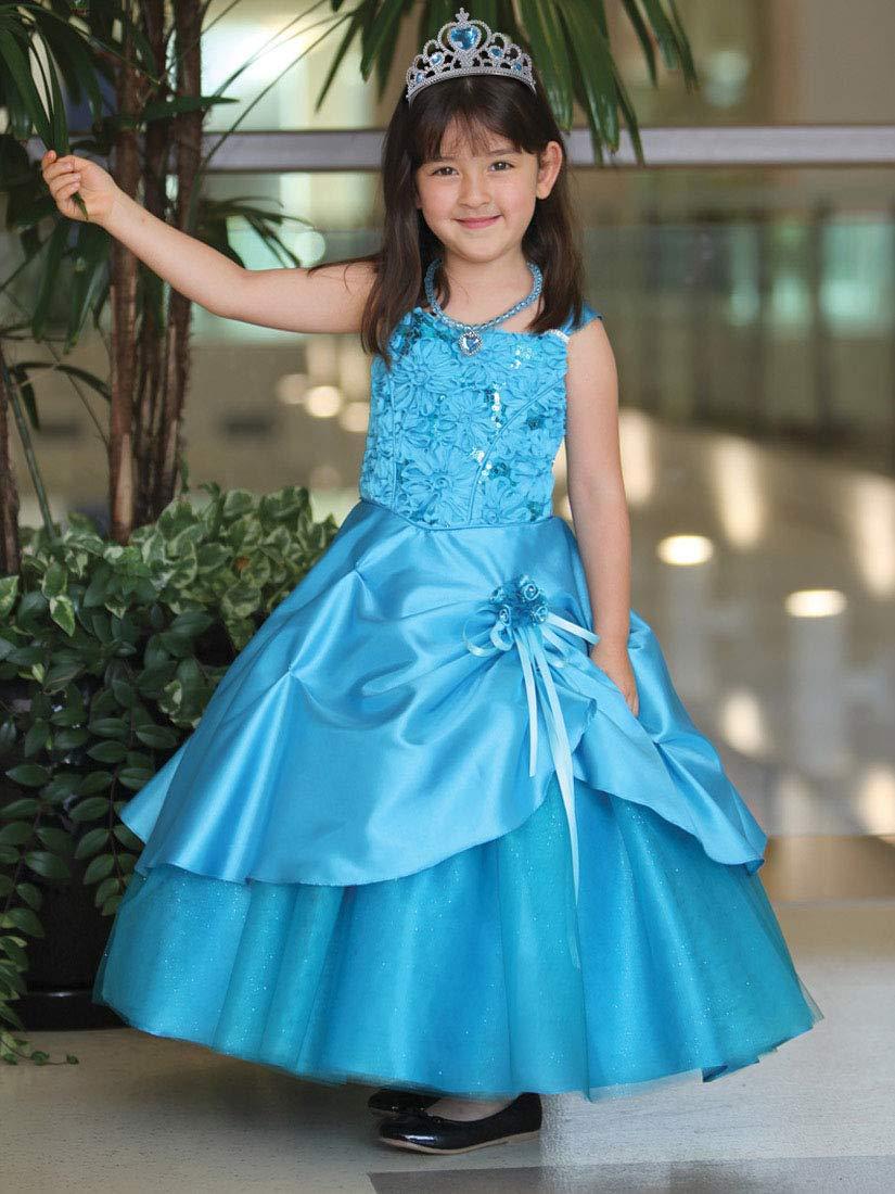 Vicloon Nuovi Costumi da Principessa set di 8 pezzi Dono da Tiara,Guanti,Bacchetta Magica, Anello, Orecchino,Collana da… 5 spesavip