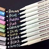 beupro Oddis Metallic Marker Pens
