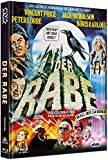 Der Rabe - Duell der Zauberer - uncut (Blu-Ray+DVD) auf 444 limitiertes Mediabook Cover A [Limited Collector's Edition]