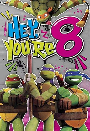 day Teenage Mutant Ninja Turtles offen ()