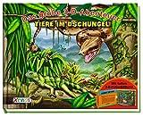 Das große 3-D-Abenteuer: Tiere im Dschungel: Mit tollen 3-D-Folienbildern!