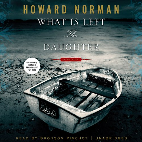 What Is Left the Daughter  Audiolibri