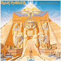 Powerslave - Iron Maiden Somewhere In Time