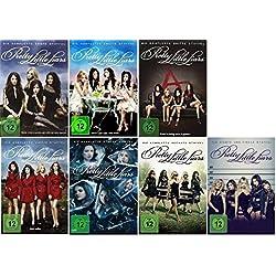 Pretty Little Liars Staffel 1-7 (1+2+3+4+5+6+7) Die komplette Serie [DVD Set]